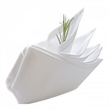 Bílý ubrousek bavlněný- půjčovna